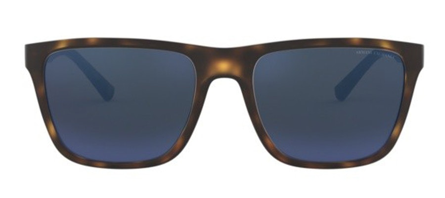 Armani Exchange AX 4080S Men's Sunglasses Blue/Tortoise Shell