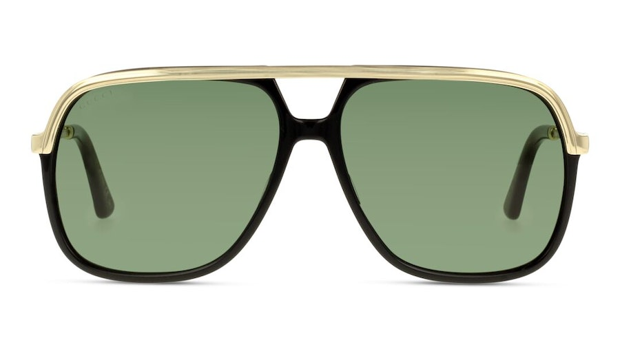 Gucci GG 0200S Men's Sunglasses Green/Black