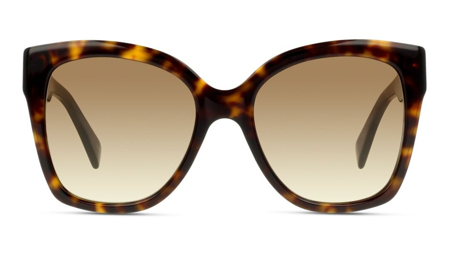 Gucci GG 0459S Women's Sunglasses Brown/Havana