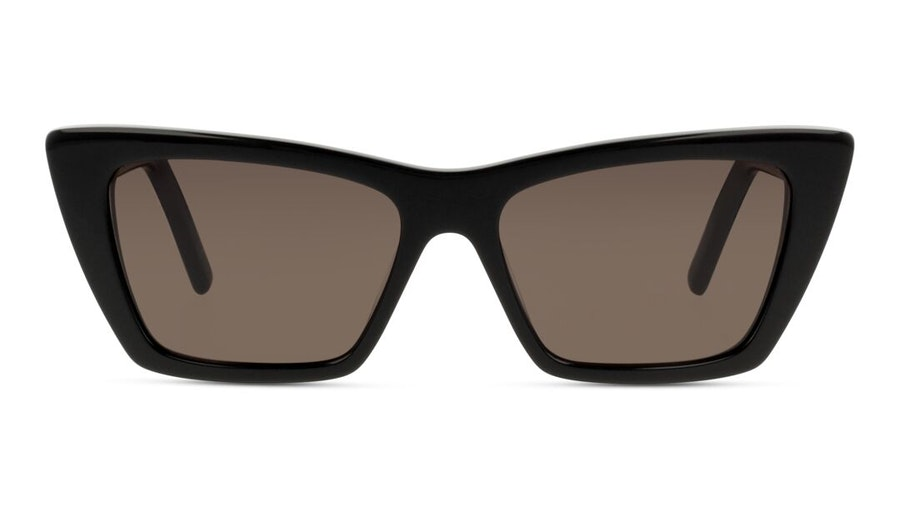 Saint Laurent SL 276 Women's Sunglasses Grey/Black