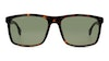 Hugo Boss 1036/S Men's Sunglasses Green/Tortoise Shell