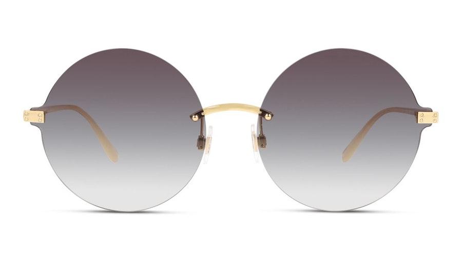 Dolce & Gabbana DG 2228 Women's Sunglasses Grey/Gold