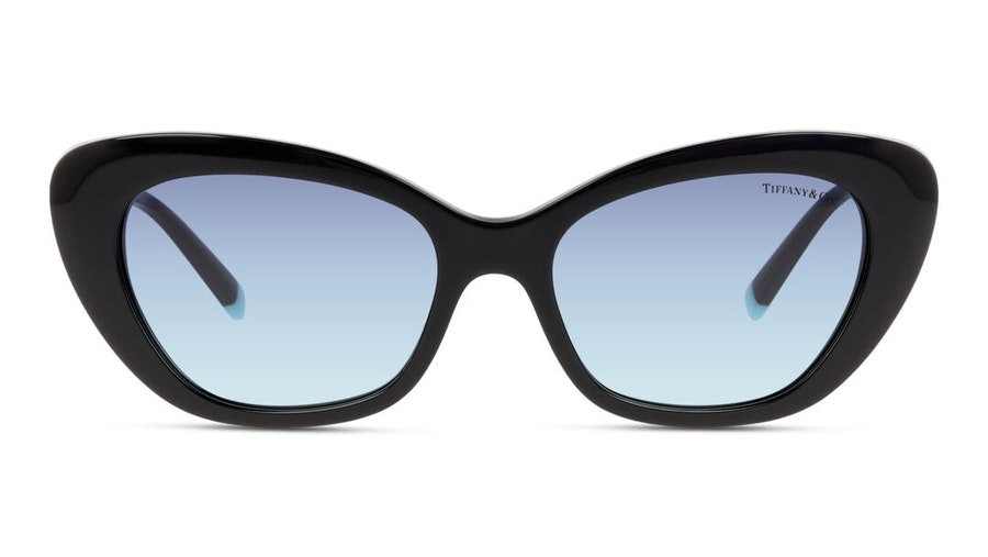 Tiffany & Co TF4158 Women's Sunglasses Blue/Black