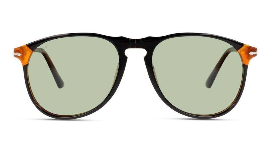 Persol PO 6649S Men's Sunglasses Green/Black
