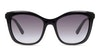 Ralph by Ralph Lauren RA5252 Women's Sunglasses Grey/Black
