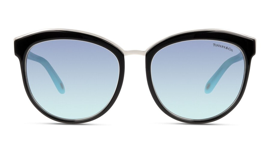 Tiffany & Co TF4146 Women's Sunglasses Blue/Black