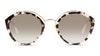Prada PR18US Women's Sunglasses Brown/Tortoise Shell