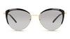 Michael Kors MK 1046 Women's Sunglasses Grey/Gold