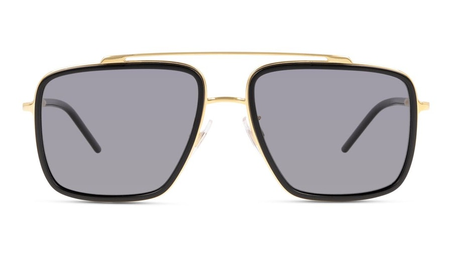 Dolce & Gabbana DG 2220 Men's Sunglasses Grey/Black