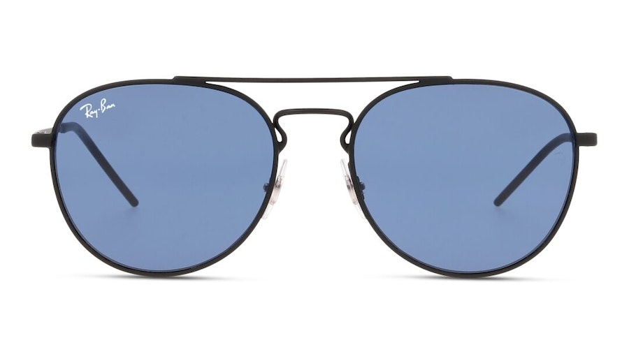 Ray-Ban RB 3589 Women's Sunglasses Blue/Black