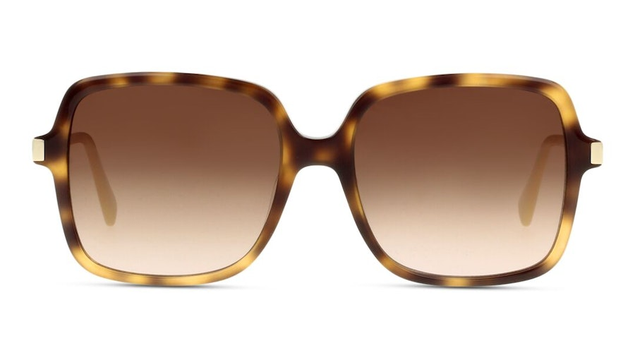 Longchamp LO 641S Women's Sunglasses Brown/Tortoise Shell