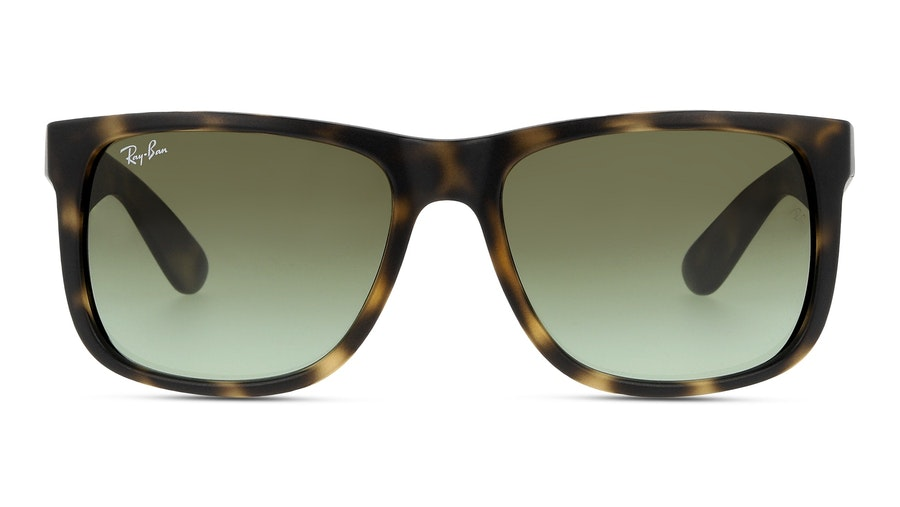 Ray-Ban Justin RB 4165 Men's Sunglasses Green/Tortoise Shell