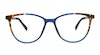 Eco Marne 689 Women's Glasses Blue
