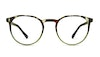Eco Didessa 689 Women's Glasses Green