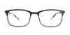 Eco Warsaw 689 Men's Glasses Blue