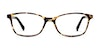 Eco Desna 689 Women's Glasses Yellow