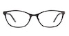 Eco Caracas 689 Women's Glasses Black