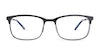 Eco Warsaw 689 Women's Glasses Black