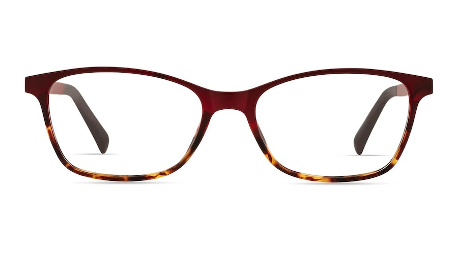 Eco Desna 689 Women's Glasses Red