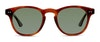 Heritage HSEM15 Men's Sunglasses Green/Tortoise Shell