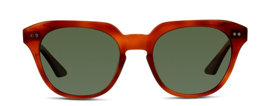 Heritage HSEF19 Women's Sunglasses Green/Tortoise Shell