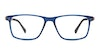Eco Sanaga 689 Men's Glasses Blue