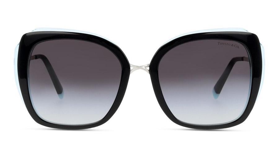 Tiffany & Co TF4160 Women's Sunglasses Grey/Black