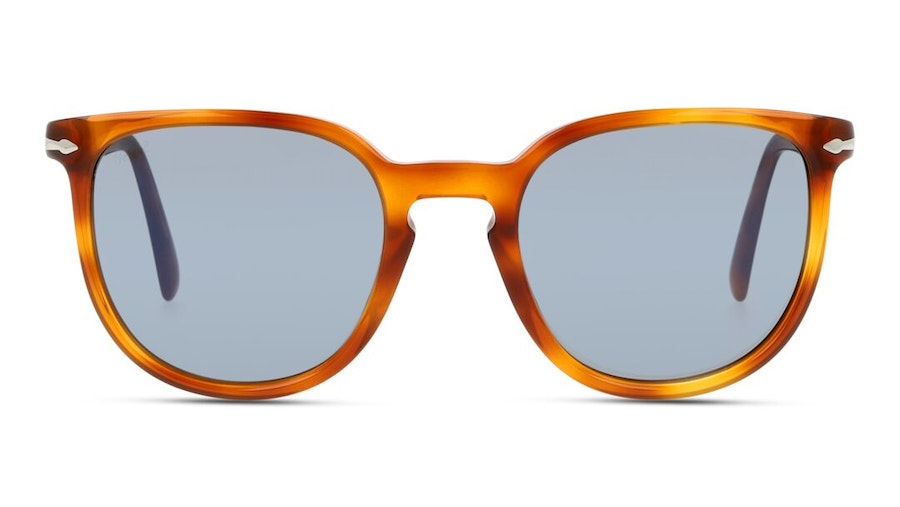 Persol PO 3226S Men's Sunglasses Blue/Tortoise Shell