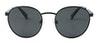 Polaroid Round Pop PLD 2053/S Unisex Sunglasses Grey/Black