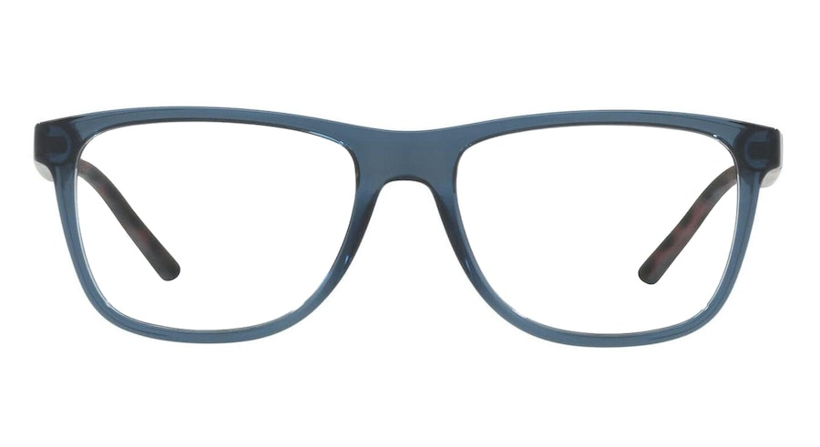 Armani Exchange AX 3048 Men's Glasses Blue
