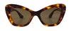 Sandro SD 6012 Women's Sunglasses Brown/Brown