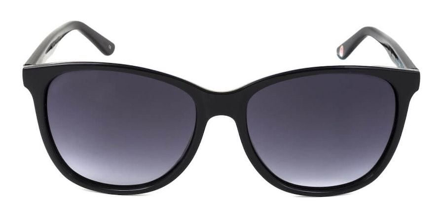 Ted Baker Alva TB 1496 Women's Sunglasses Grey/Black