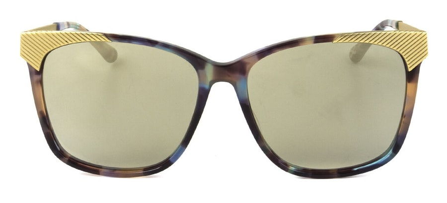 Ted Baker Iris TB 1490 Women's Sunglasses Grey/Havana