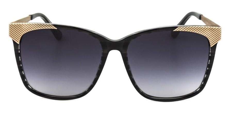 Ted Baker Iris TB 1490 Women's Sunglasses Grey/Black