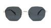 Polaroid PLD 6067/S Women's Sunglasses Grey/Silver