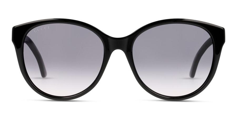 Gucci GG 0631S Women's Sunglasses Grey/Black
