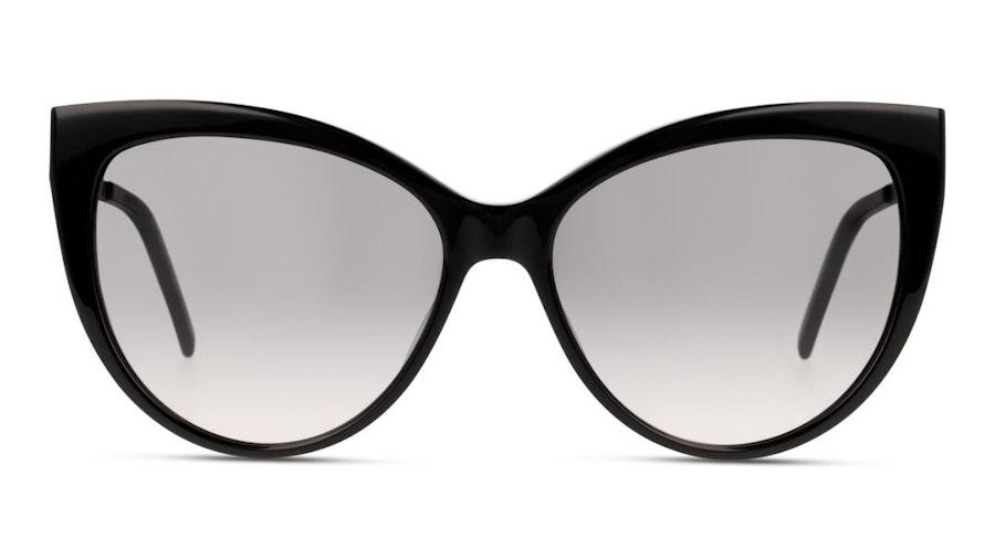 Saint Laurent SL M48SA Women's Sunglasses Grey/Black