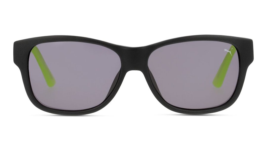 Puma Kids PJ 0004S Children's Sunglasses Grey/Black