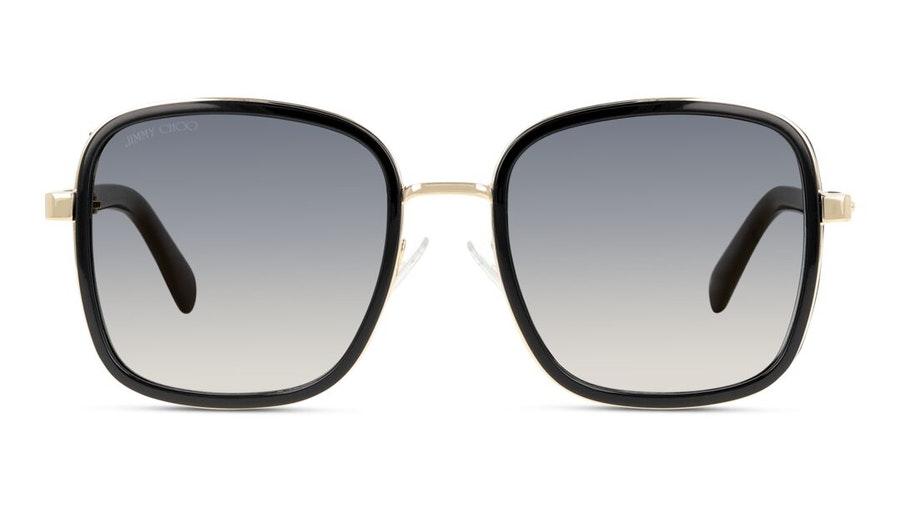 Jimmy Choo Elva Women's Sunglasses Grey/Black