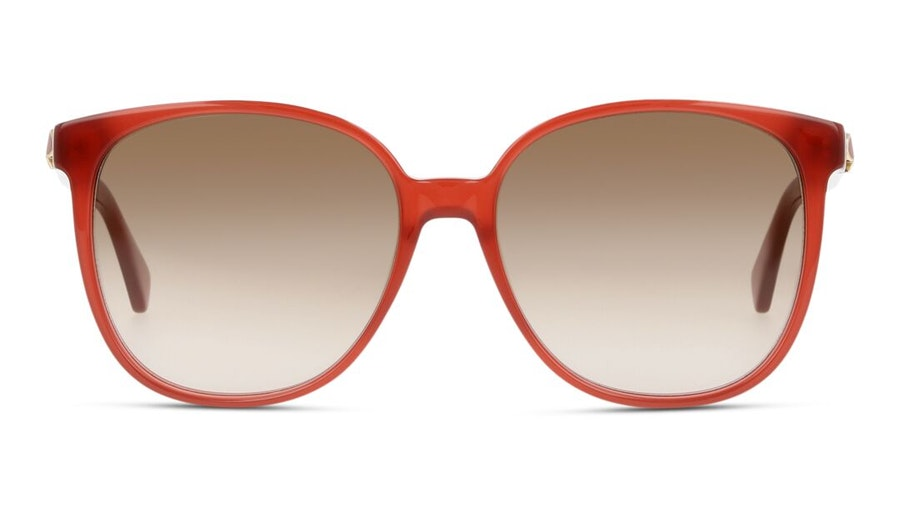 Kate Spade Alianna Women's Sunglasses Brown/Red