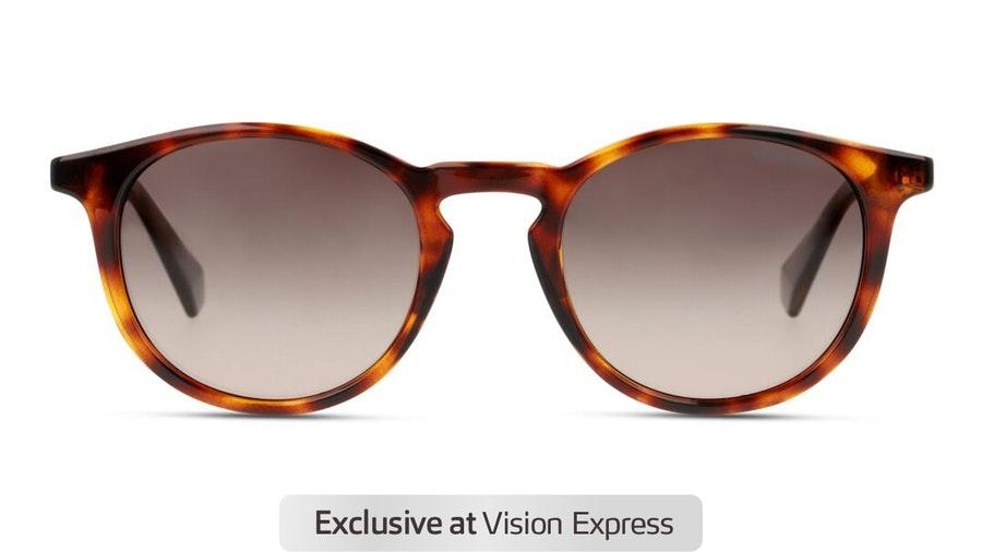 Polaroid PLD 6102/S Unisex Sunglasses Brown/Tortoise Shell