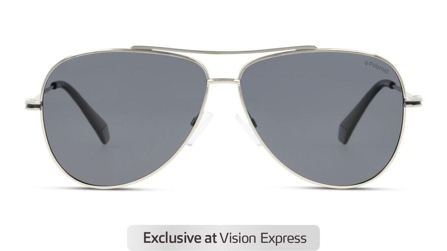 Polaroid PLD 6106/S Men's Sunglasses Grey/Silver