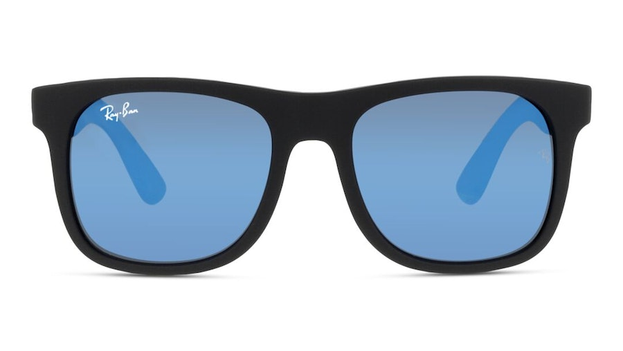 Ray-Ban Juniors RY 9069S Children's Sunglasses Blue/Black