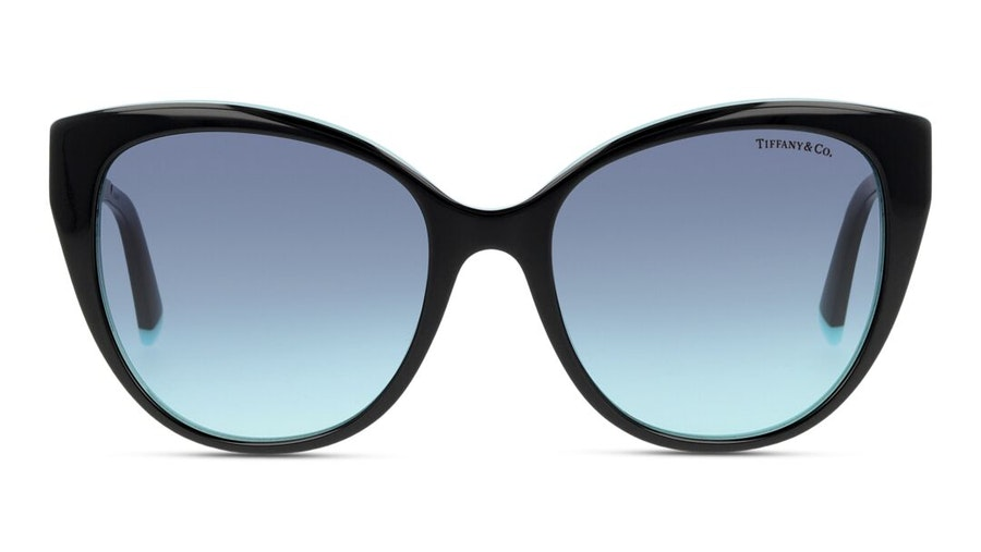 Tiffany & Co TF 4166 Women's Sunglasses Blue/Black