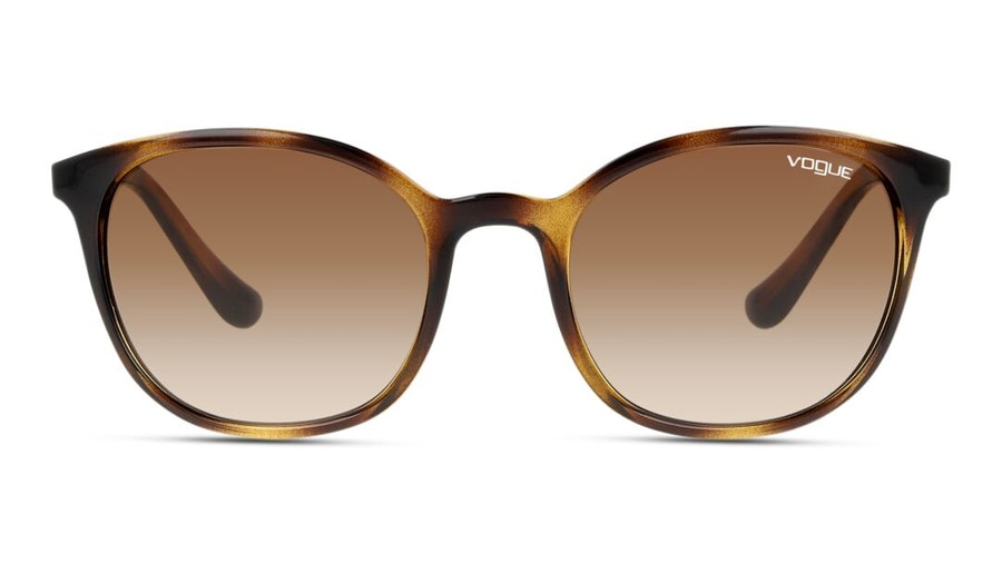 Vogue VO5051S Women's Sunglasses Brown/Tortoise Shell