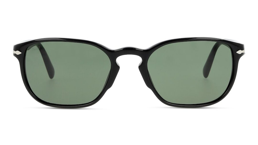 Persol PO 3234S Men's Sunglasses Green/Black