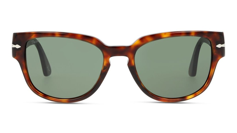 Persol PO 3231S Men's Sunglasses Green/Tortoise Shell
