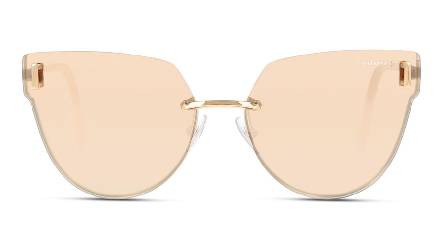 Tiffany & Co TF3070 Women's Sunglasses Green/Transparent