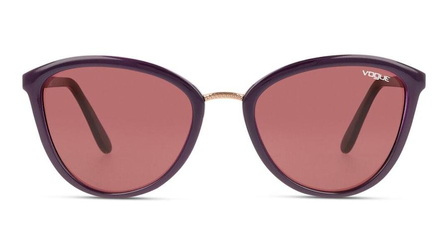Vogue VO5270S Women's Sunglasses Red/Violet