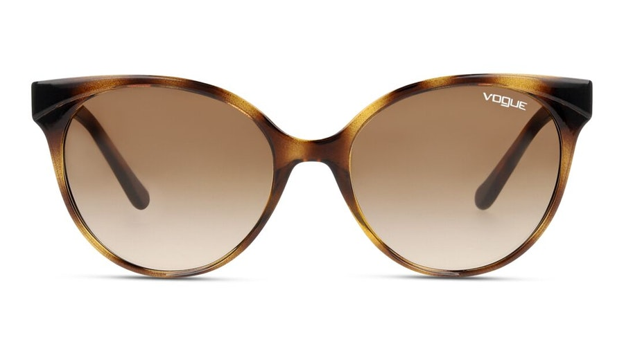 Vogue VO 5246S Women's Sunglasses Brown/Tortoise Shell